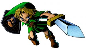 Zelda Link Drawing at GetDrawingscom  Free for personal