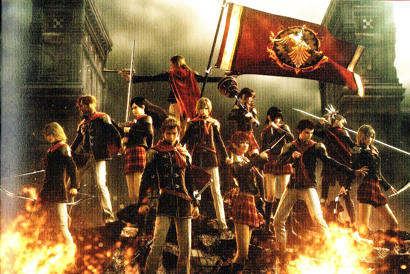 Final Fantasy Type-0 HD: How to Unlock All Character's Weapons Guide