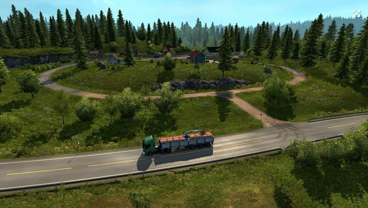 Euro Truck Simulator 2: Scandinavia DLC All Achievements Guide