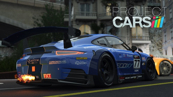 Project CARS – Full List of Supported Wheels, Pedals & Controllers for PC, PS4 and Xbox One