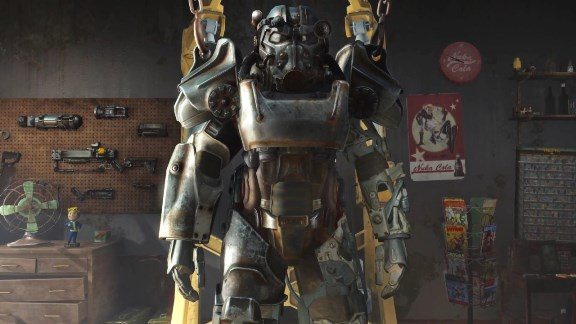 Fallout 4 – All Power Armor Set and Frames Locations Guide