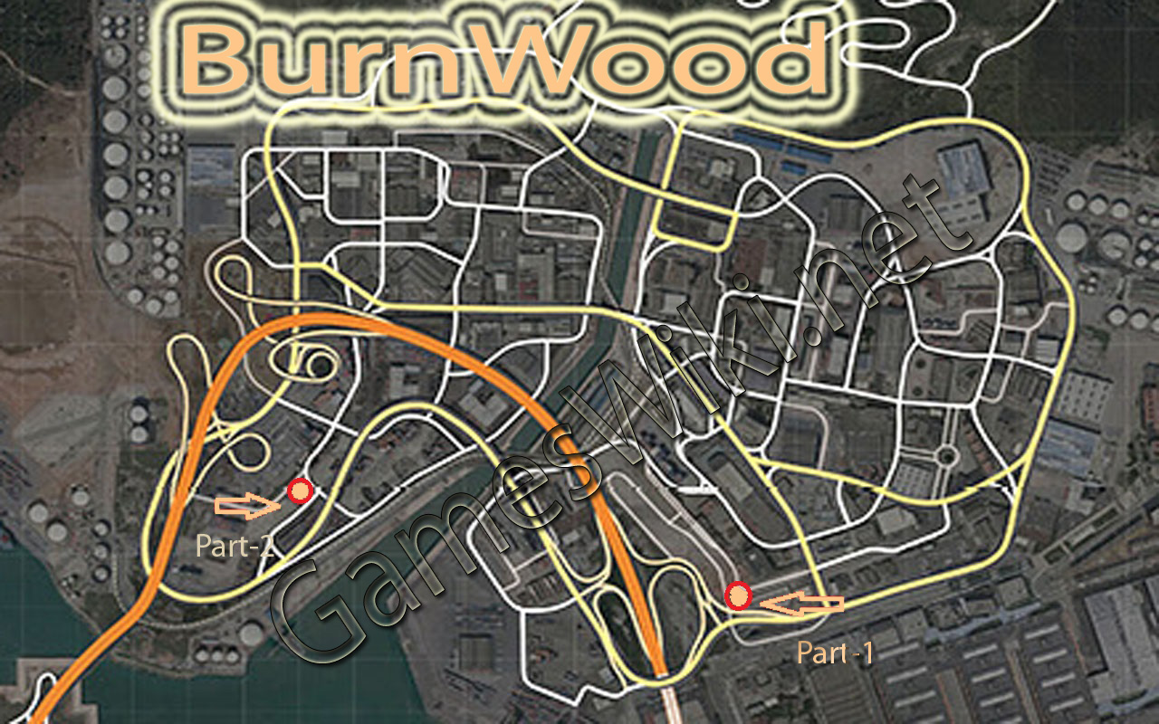 Need For Speed Free Parts Locations Guide Gameswiki Dodge Wayfarer Wiring Diagram Spped Burnwood Location Map