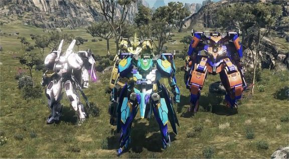 Xenoblade Chronicles X – Skells Basic Tips and Combat Guide