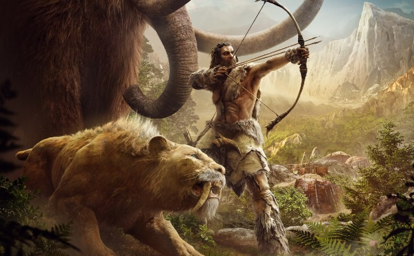 Far Cry Primal – Food, Animal Skins, Weapons and Village