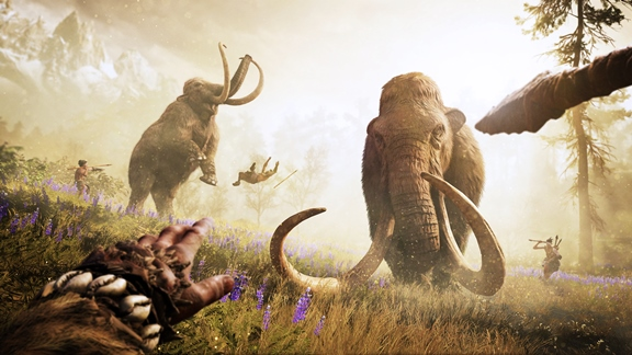 Far Cry Primal – How to Hunt a Mammoth