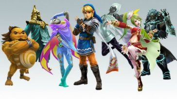 Hyrule Warriors Legends Where To Find Character S Weapons