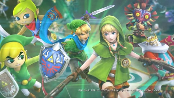 Hyrule Warriors Legends Where To Find Character S Weapons Location Guide