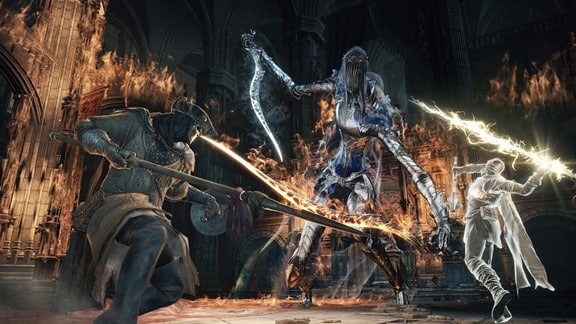 Dark Souls III – All Weapon Skills Details