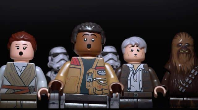 LEGO Star Wars: The Force Awakens – All Carbonite Location Guide ...