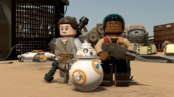 LEGO Star Wars: The Force Awakens – Characters Cheat Codes