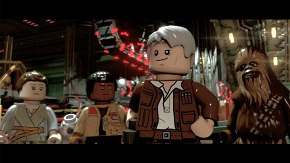 LEGO Star Wars: The Force Awakens – All Red Bricks Location Guide
