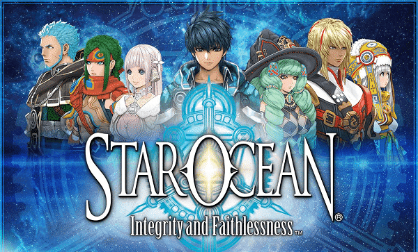 Star Ocean: integrity and faithlessness Gameplay