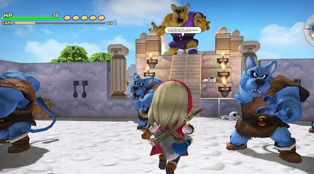 Dragon Quest Builders – Enemies Details and Drop List