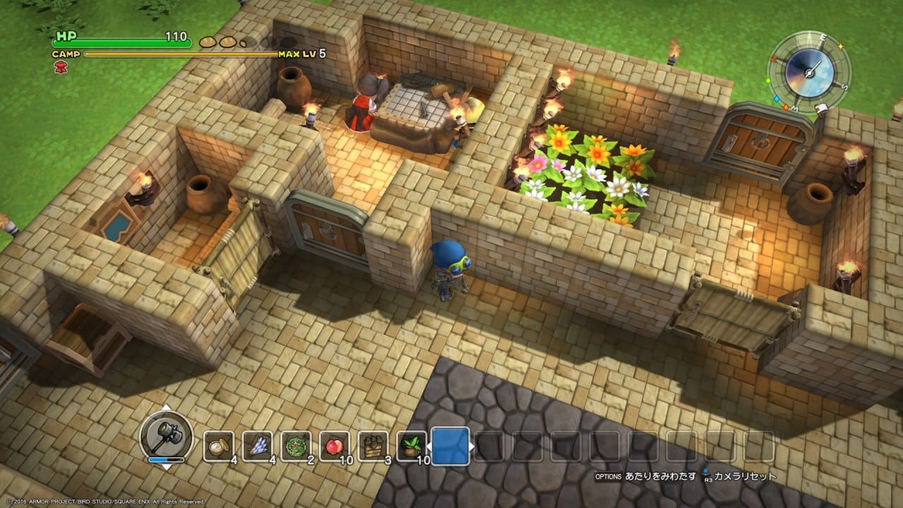 Dragon Quest Builders Room Building Guide