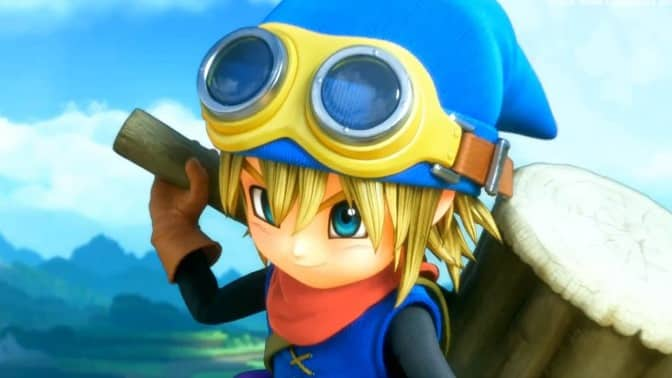 Dragon Quest Builders – Weapons, Armor and Accessories Crafting Details