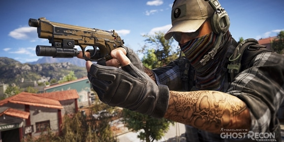 Tom Clancy's Ghost Recon Wildlands – How to Unlock Every Handguns and Parts Guide