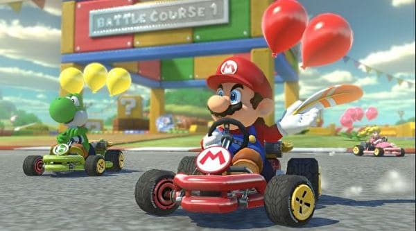 Mario Kart 8 Deluxe – How to Use Course Elements