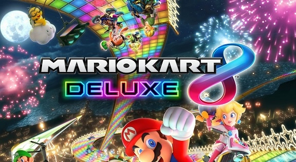 Mario Kart 8 Deluxe – All Items Detail