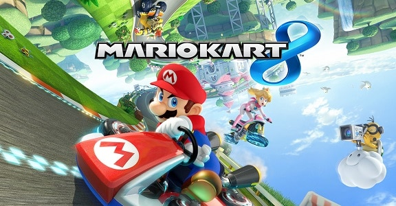 Mario Kart 8 Deluxe – All Racers Detail