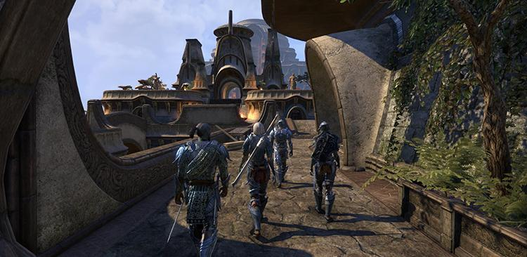 The Elder Scrolls Online – Morrowind New Homes Location