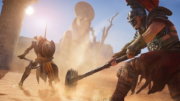 Assassin's Creed Origins – Combat Tips
