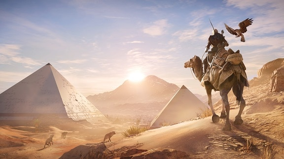 Assassin's Creed Origins –All Available Mounts Guide