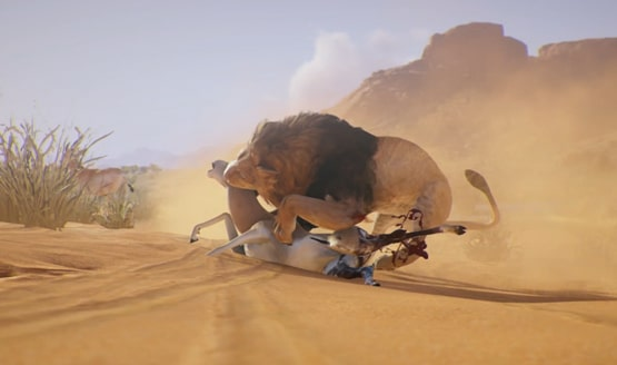 Assassin's Creed Origins – All Animal Lairs Location Guide
