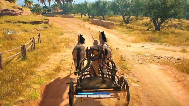 Assassin's Creed Origins – How To Race