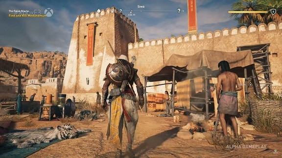 Assassin's Creed Origins – Plight of the Rebels Side Quest Guide
