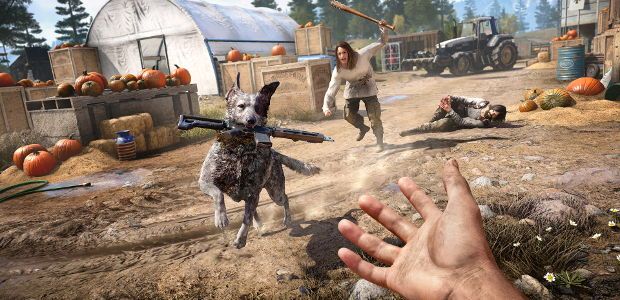 Far Cry 5 – Fangs For Hire Guide
