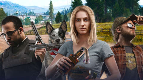 Far Cry 5 Side Missions Detail And Reward