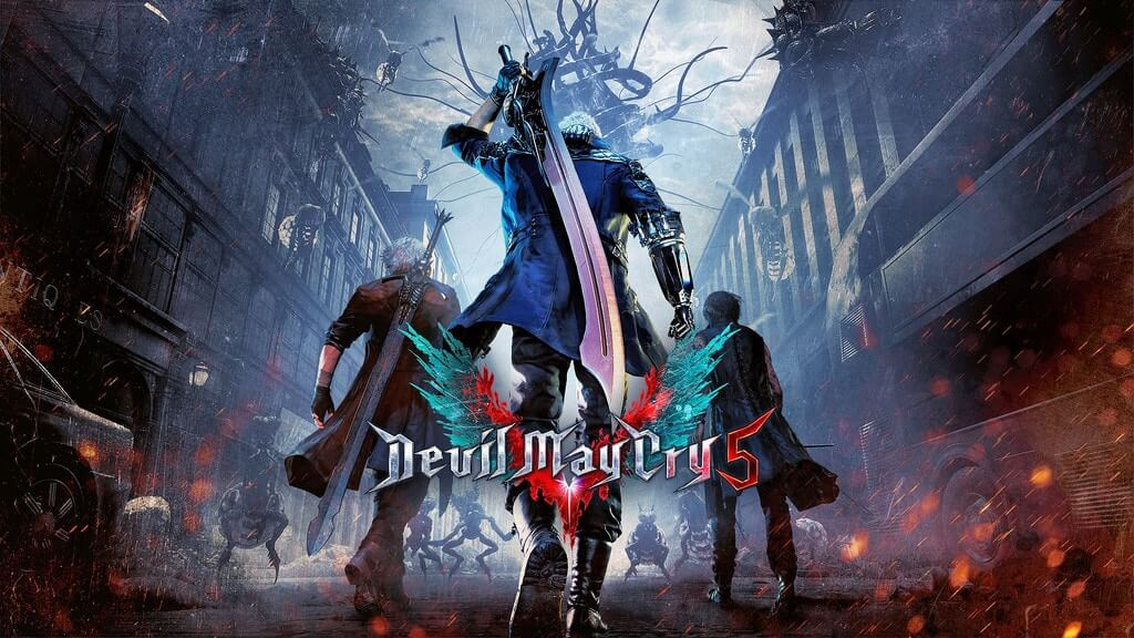 Devil May Cry 5 Wiki – Trailer, Co-Op, Characters, Gameplay, Demo, Tips & Guide